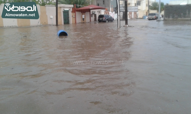 أمطار جازان (14)