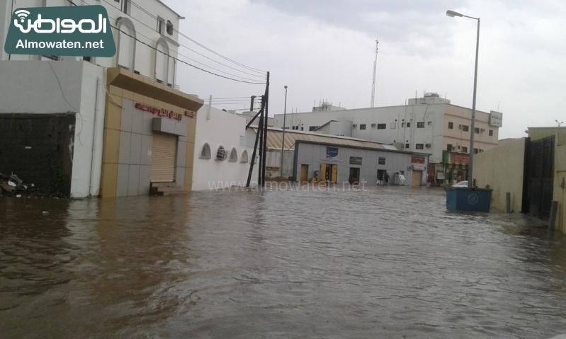 أمطار جازان (15)