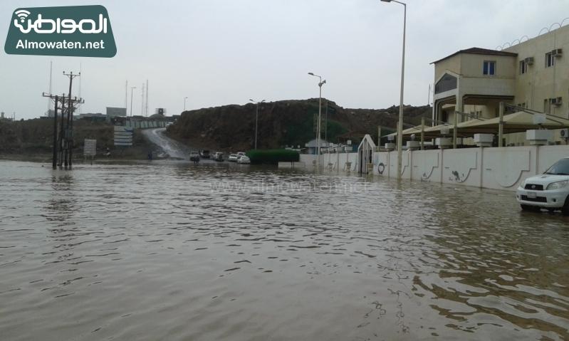 أمطار جازان (2)