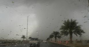 المدني يحذر من أمطار جازان: تستمر حتى الثامنة