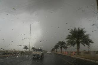 أمطار رعدية وغبار حتى الـ12 ظهرًا في جازان - المواطن