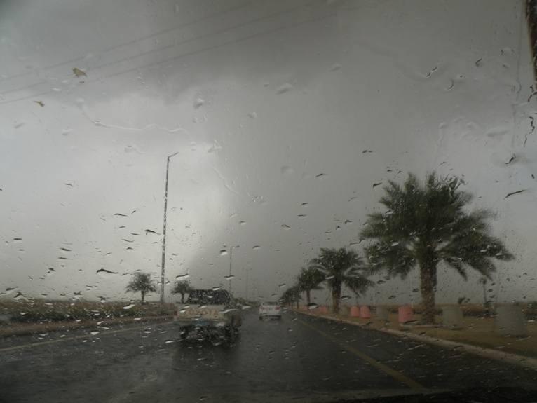 المدني يحذر من أمطار #جازان : تستمر حتى الثامنة - المواطن