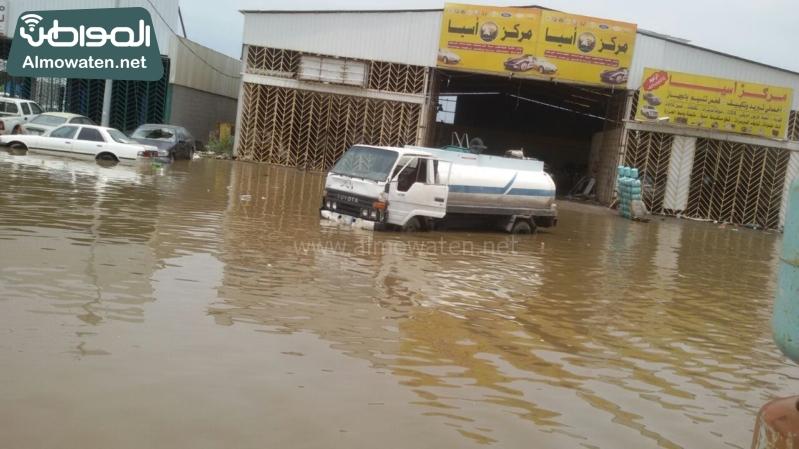 أمطار جازان (4)