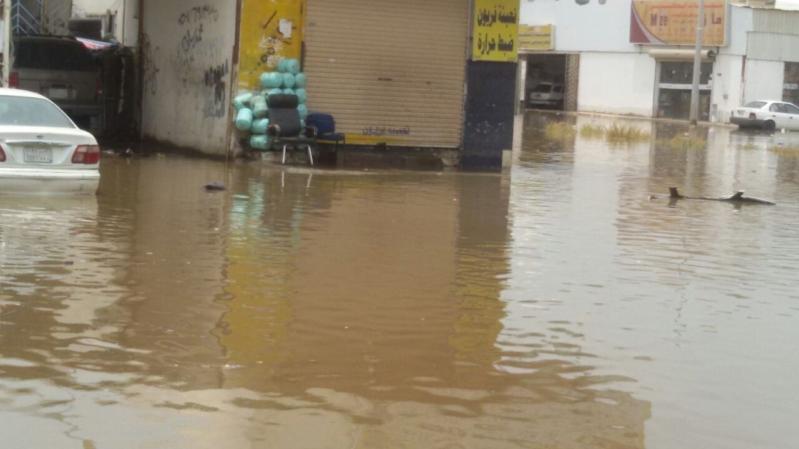 أمطار جازان (5)