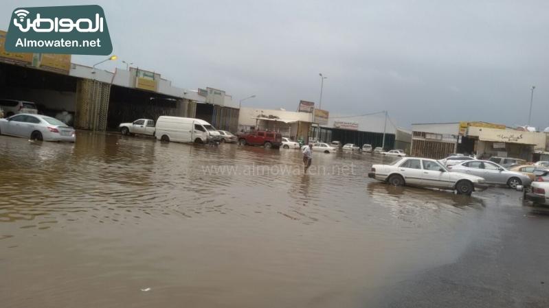 أمطار جازان (6)