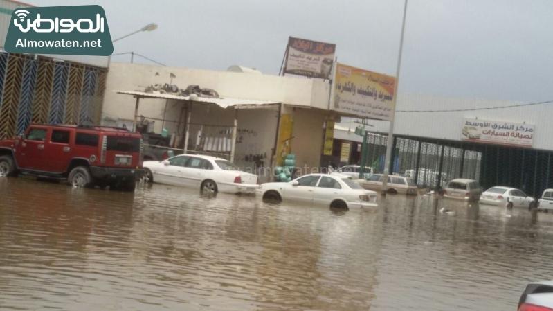 أمطار جازان (7)