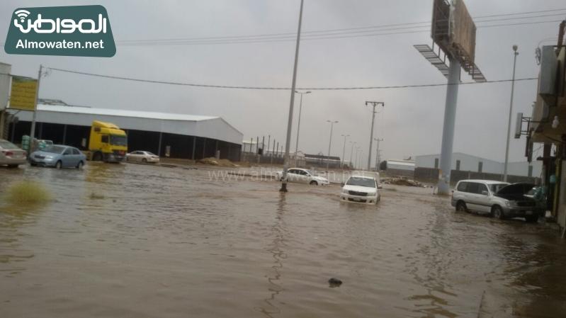 أمطار جازان (8)