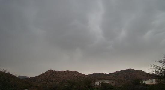 أمطار جازان