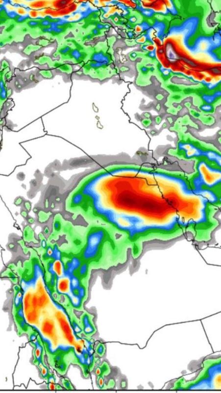 أمطار غزيرة على المملكة بداية من 23 نوفمبر 3