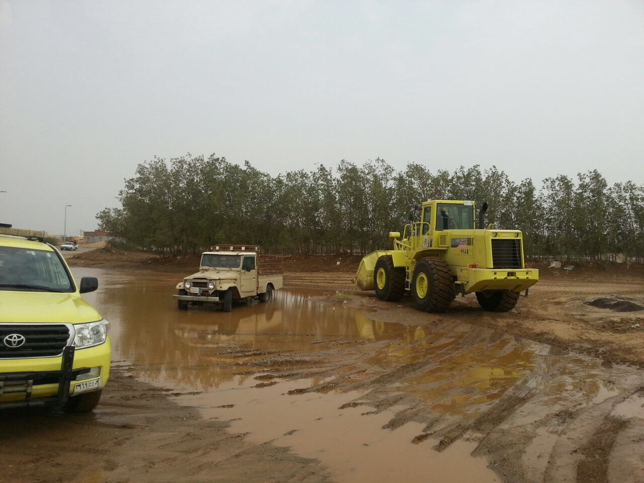 أمطار وسيول جازان (2)