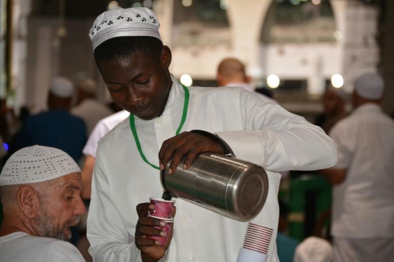 أمن وأمان وعبادة ودعاء في رحاب المسجد الحرام (866825830) 