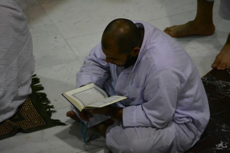 أمن وأمان وعبادة ودعاء في رحاب المسجد الحرام (866825833) 