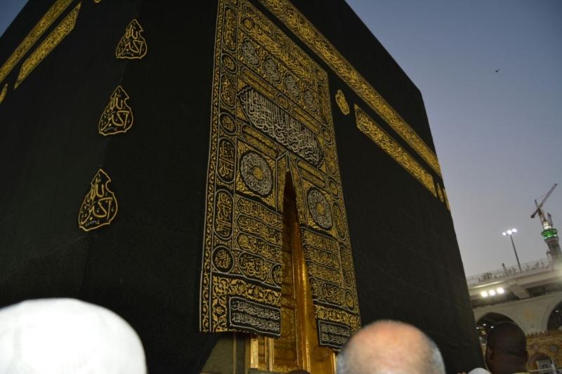 أمن وأمان وعبادة ودعاء في رحاب المسجد الحرام (866825834) 