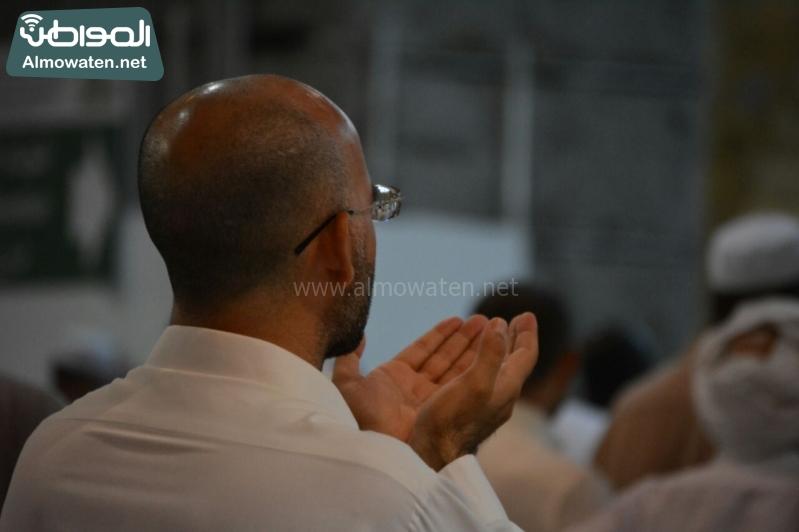 أمن وأمان وعبادة ودعاء في رحاب المسجد الحرام (866825835) 