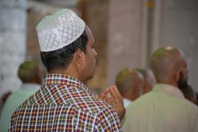أمن وأمان وعبادة ودعاء في رحاب المسجد الحرام (866825837) 