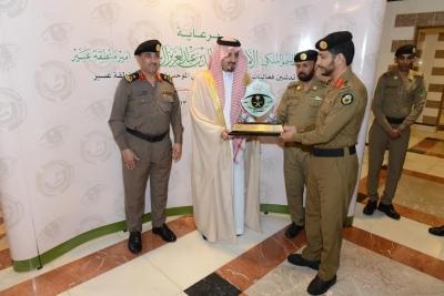 أميرعسير يدشن فعاليات اسبوع المرور الخليجي 20163