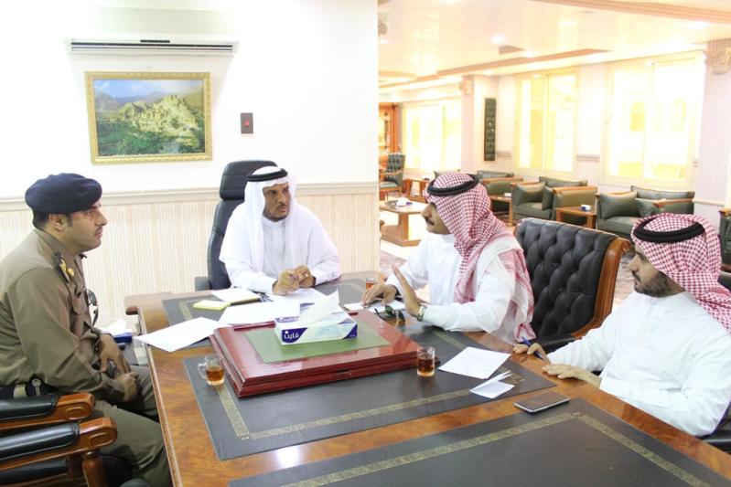 أمير الباحة  لا تجعلوا التقلبات الجوية البسيطة مدعاة لتعليق الدراسة (1)