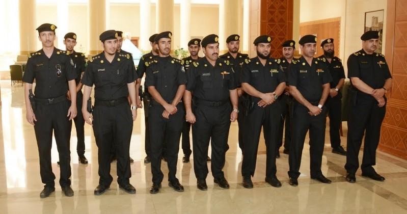 أمير الباحة يطلق الهوية الجديدة للدوريات الأمنية 3