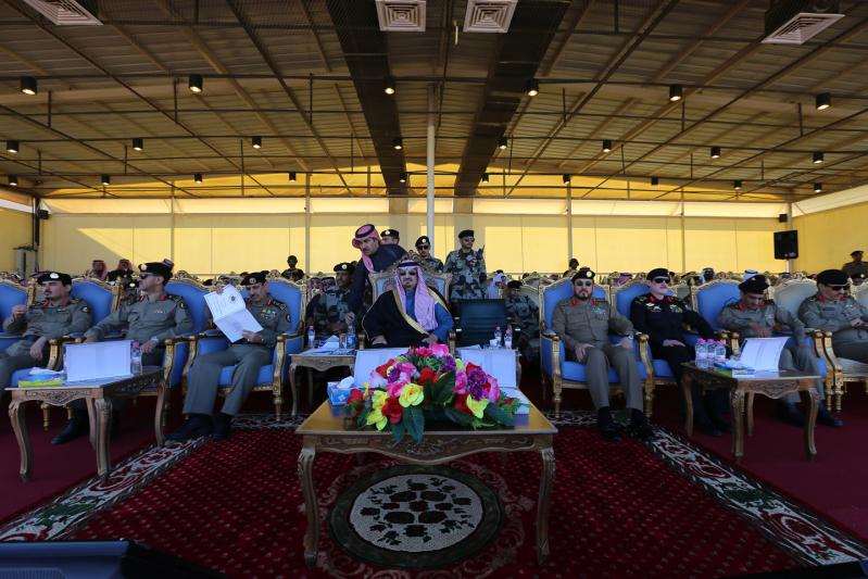 أمير الجوف يرعى حفل قوات الطوارى 1