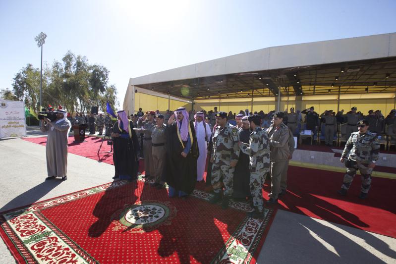 أمير الجوف يرعى حفل قوات الطوارى 3