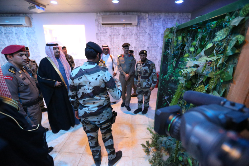 أمير الجوف يرعى حفل قوات الطوارى 4