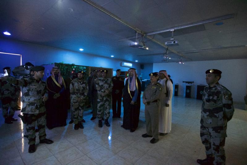 أمير الجوف يرعى حفل قوات الطوارى 7