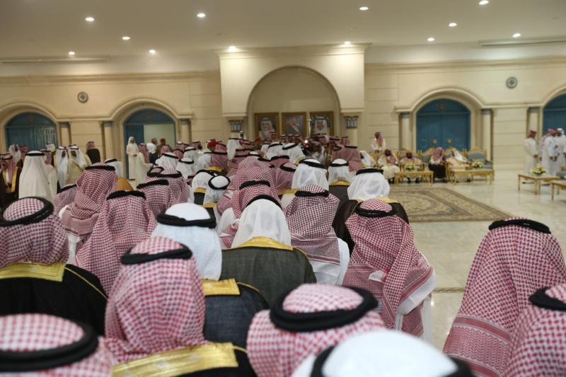 أمير الجوف يستقبل المواطنين والمسؤولين (344809237) 