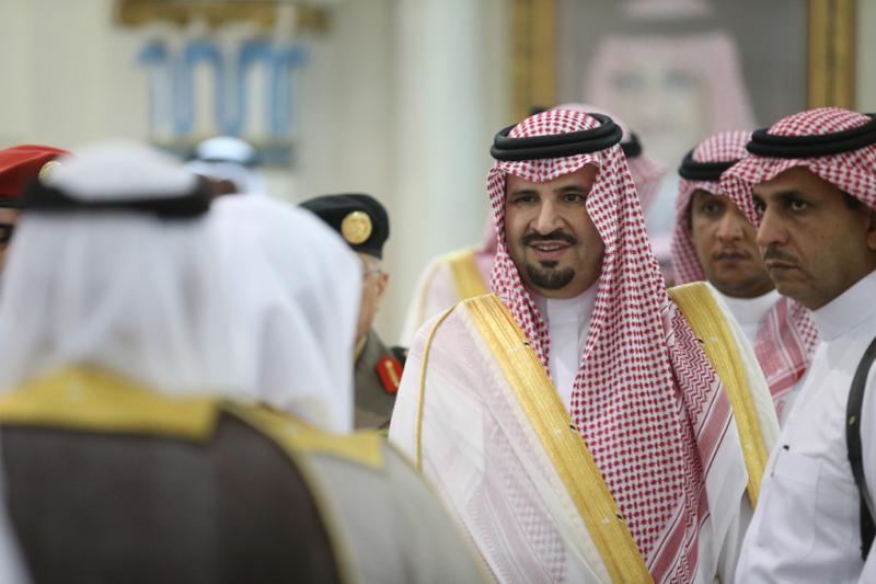 أمير الجوف يستقبل المواطنين والمسؤولين (344809253) 