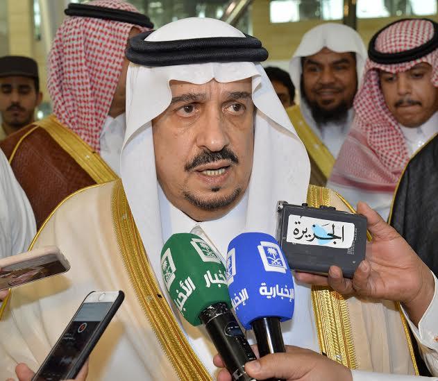 أمير الرياض من محطة المجمعة10