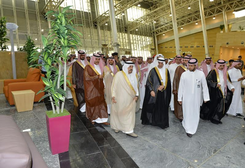 أمير الرياض من محطة المجمعة3