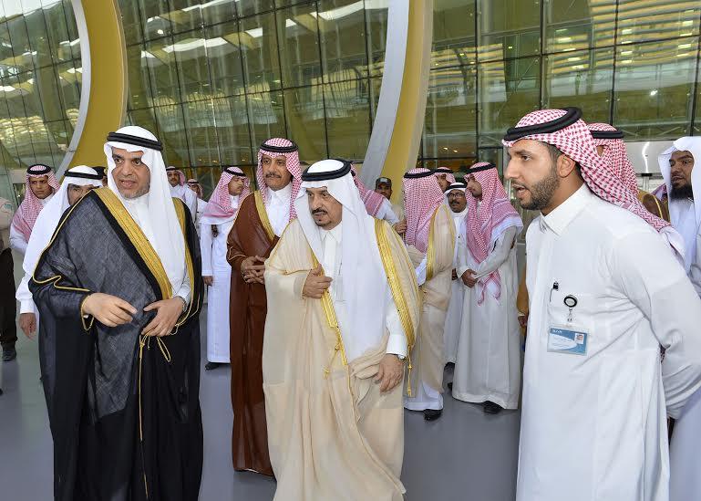 أمير الرياض من محطة المجمعة7