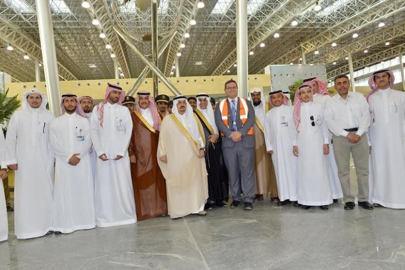 أمير الرياض من محطة المجمعة9