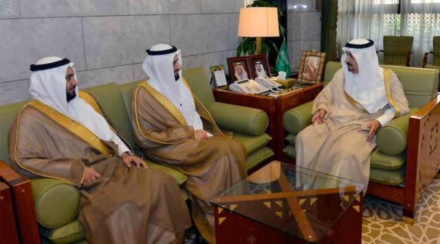 أمير الرياض والربيعة