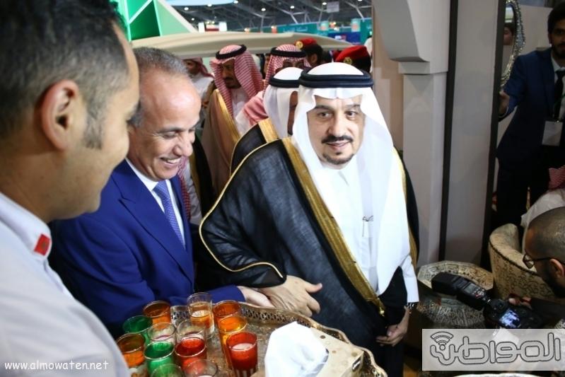 أمير #الرياض يدشن المعرض التجاري الـ15 للدول الإسلامية بمشاركة 29 دولة (12)