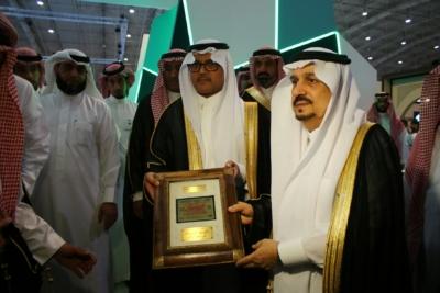 أمير #الرياض يدشن المعرض التجاري الـ15 للدول الإسلامية بمشاركة 29 دولة (15)