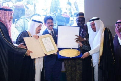 أمير #الرياض يدشن المعرض التجاري الـ15 للدول الإسلامية بمشاركة 29 دولة (2)