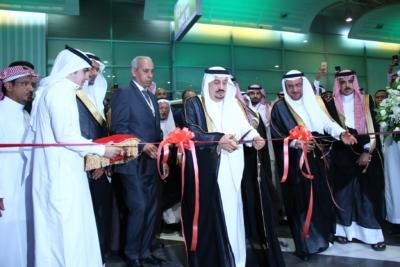أمير #الرياض يدشن المعرض التجاري الـ15 للدول الإسلامية بمشاركة 29 دولة (3)