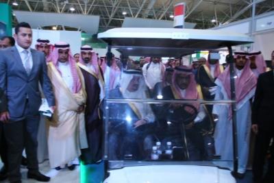 أمير #الرياض يدشن المعرض التجاري الـ15 للدول الإسلامية بمشاركة 29 دولة (6)