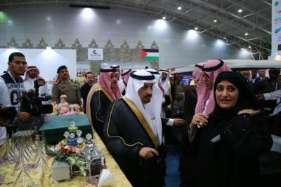 أمير #الرياض يدشن المعرض التجاري الـ15 للدول الإسلامية بمشاركة 29 دولة (7)