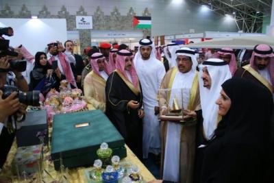 أمير #الرياض يدشن المعرض التجاري الـ15 للدول الإسلامية بمشاركة 29 دولة (8)