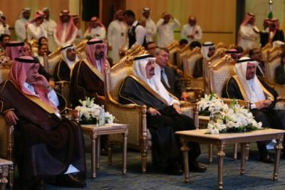 أمير #الرياض يدشن المعرض التجاري (30)