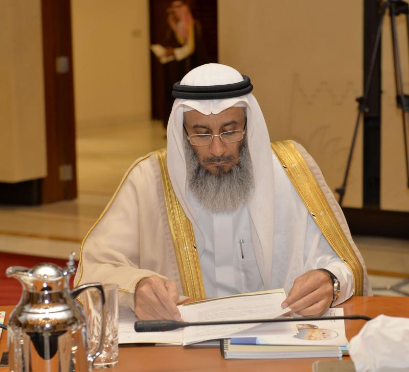 أمير الرياض يرأس اجتماع الهيئة العليا لتطوير مدينة الرياض (1) 