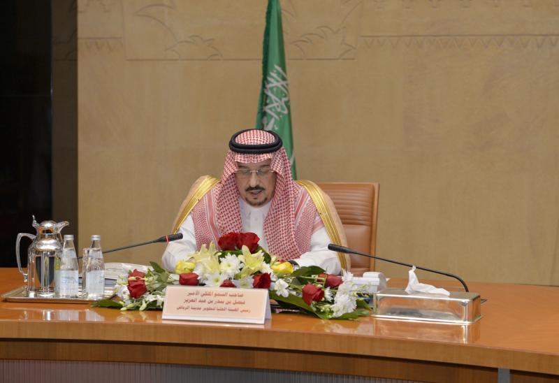 أمير الرياض يرأس اجتماع الهيئة العليا لتطوير مدينة الرياض (175259927) 