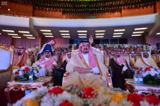 بالصور.. أمير الرياض يرعى الحفل الختامي لمعهد العاصمة النموذجي - المواطن