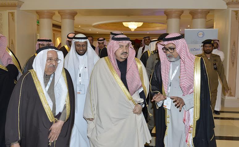 . أمير الرياض يرعى مؤتمرا علميا لجمعية السكري السعودية 2