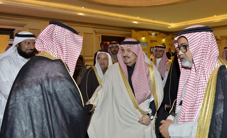 . أمير الرياض يرعى مؤتمرا علميا لجمعية السكري السعودية 3