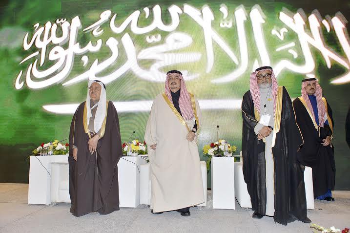 . أمير الرياض يرعى مؤتمرا علميا لجمعية السكري السعودية 4