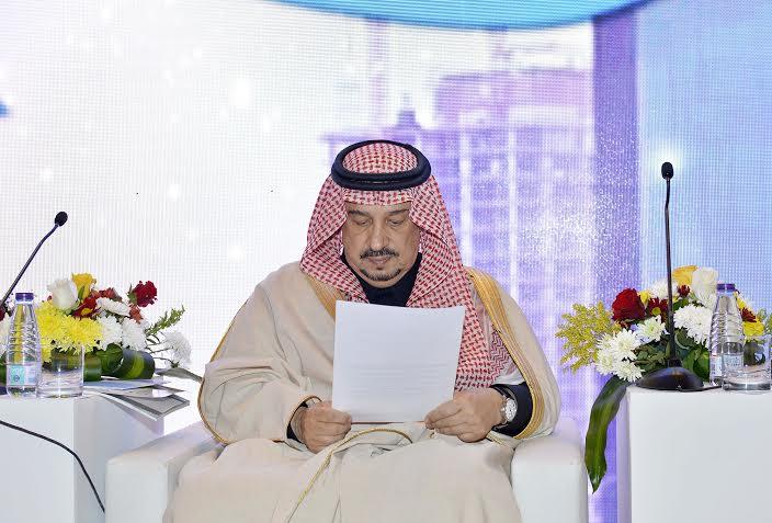 . أمير الرياض يرعى مؤتمرا علميا لجمعية السكري السعودية 5