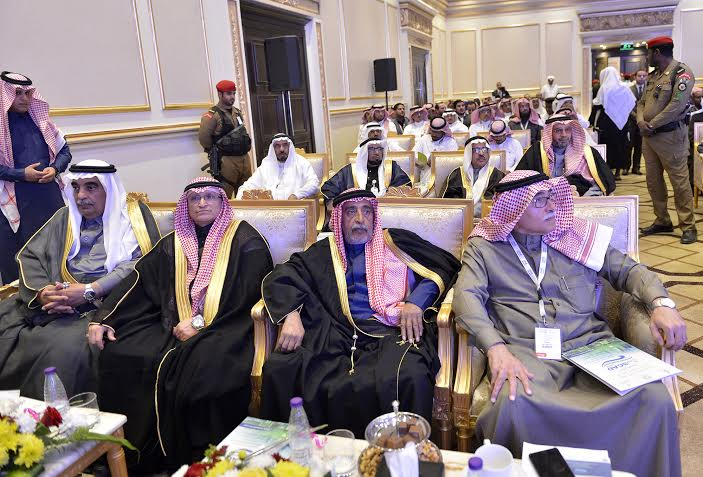 . أمير الرياض يرعى مؤتمرا علميا لجمعية السكري السعودية 9