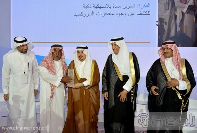 أمير الرياض يرعى مشروع شركة سابك موطن الابتكار (10)